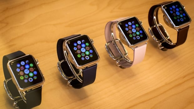 Best Buy will begin selling the Apple Watch in Canada starting on Aug. 14.