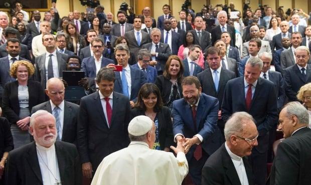 Vatican Climate