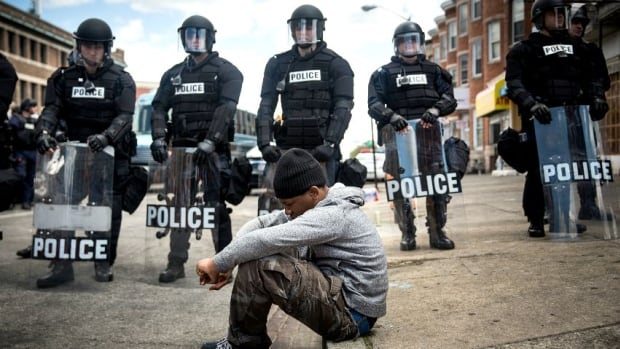 The Baltimore Police Department shot to infamy after Freddie Gray's death earlier this year. His death, following a rough ride in the back of a police van, sparked riots. Now, a former Baltimore sergeant, Micheal Wood Jr., is speaking out about his decade on the force, and the pattern of ugly police behaviour he says he witnessed on the job -- long before Freddie Gray.