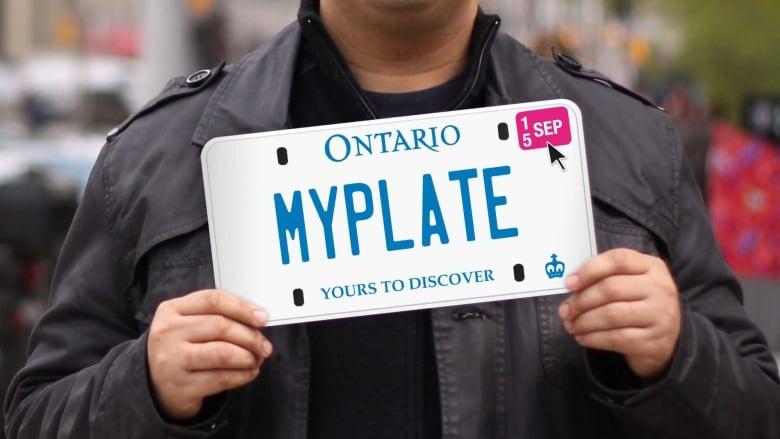 Service Ontario License Plate Renewal Kitchener