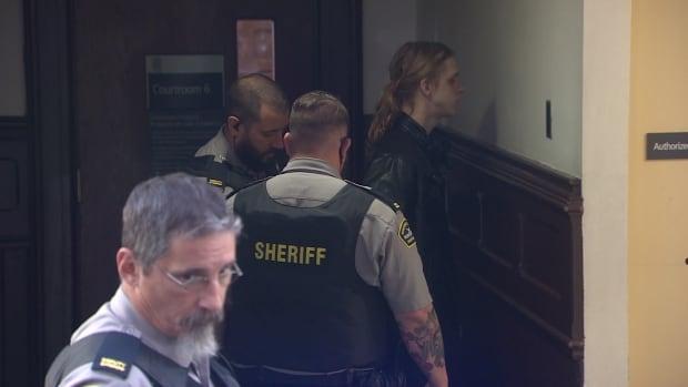Randall Steven Shepherd appears in court Thursday.