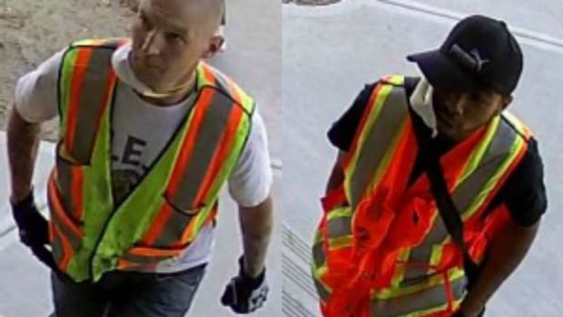 Vancouver police are asking for help from the public to find two men who broke into a home in East Vancouver.