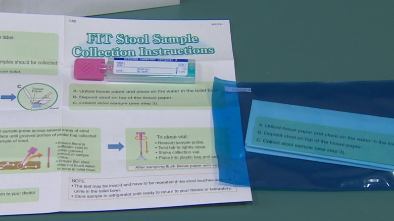 Home Testing Kits Help Early Detection Of Colon Cancer Cbc News