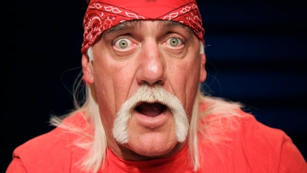 Hulk Hogan, shown in 2009 in New York, is no longer with the World Wrestling Entertainment after reports emerged of the former wrestling star using racially charged language in a recording.