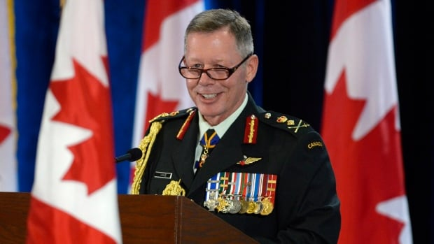 Chief of Defence Staff Gen. Jonathan Vance has announced changes to the top ranks of Canada's military.