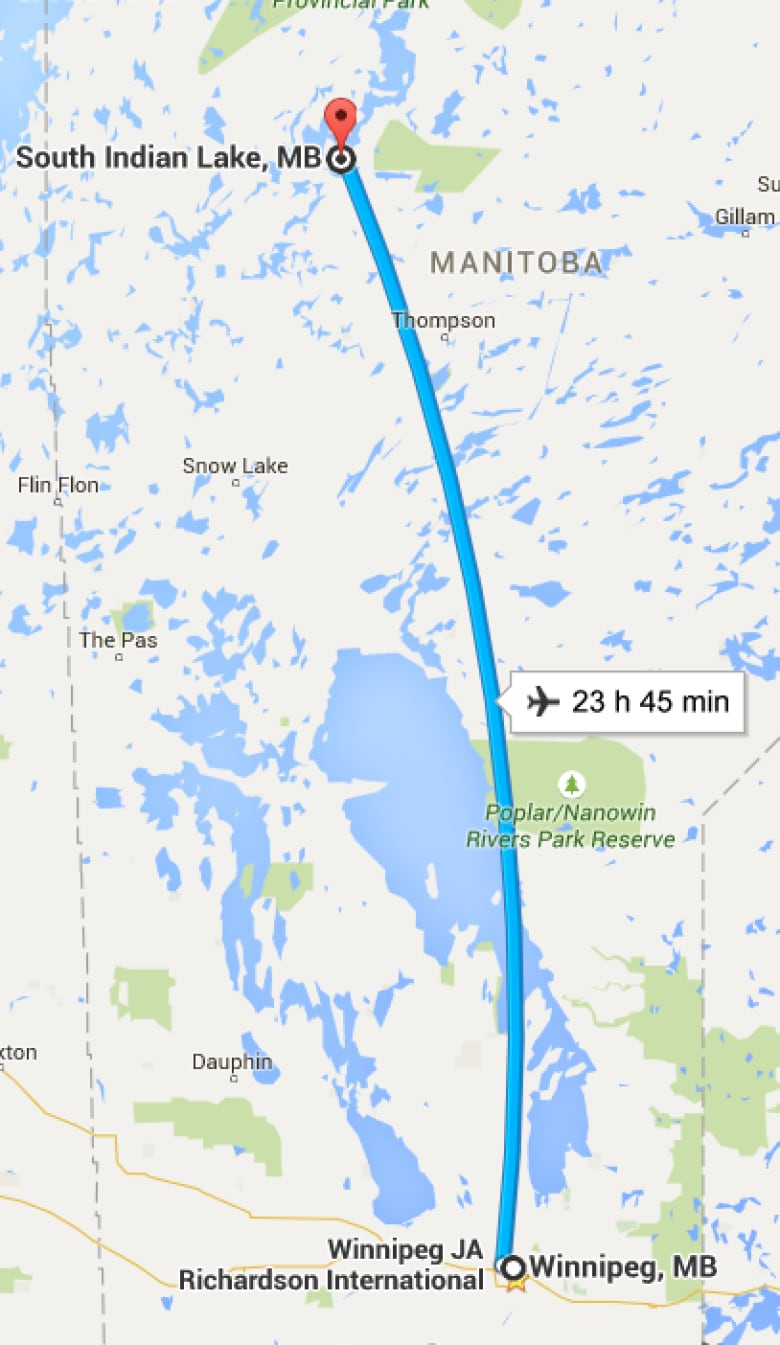 Fishing lodge guide dead on northern Manitoba First Nation