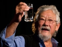 David Suzuki remains a powerful ally to indigenous communities around the world.