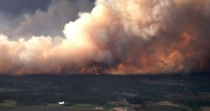 CANADA-WILDFIRES/