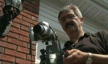John Caris, resident upset about Barrhaven quarry trespassers