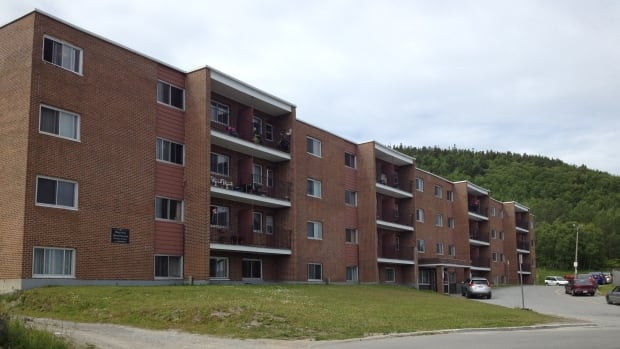 Bayview Apartments In Corner Brook Scene Of Fire On