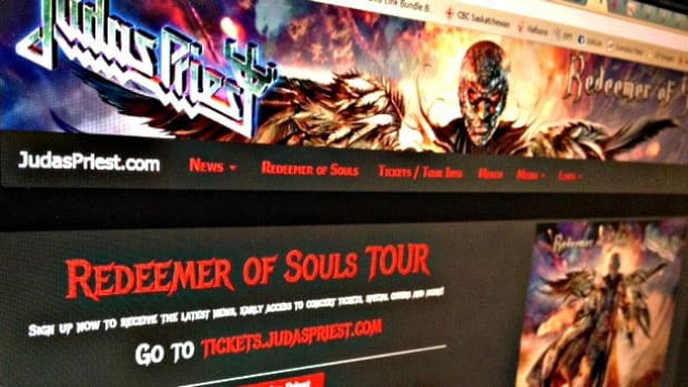 Judas Priest will play at Regina's Brandt Centre on Halloween.