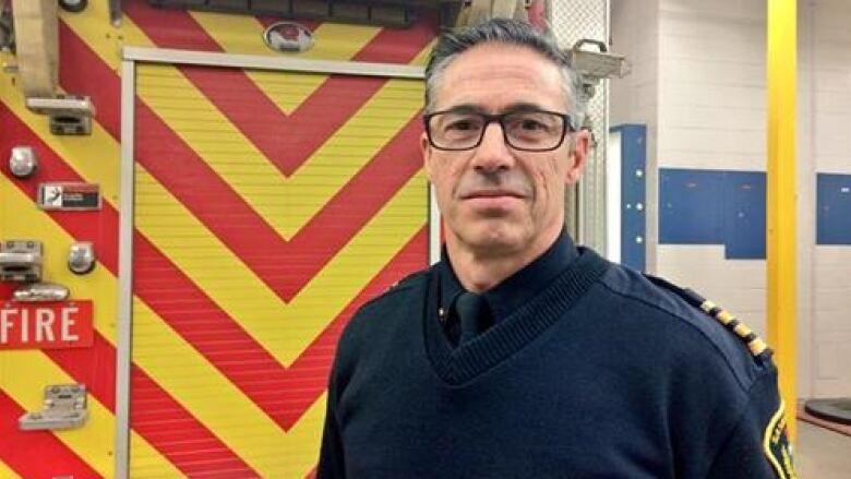 Morgan Hackl to become Saskatoon's new fire chief | CBC News