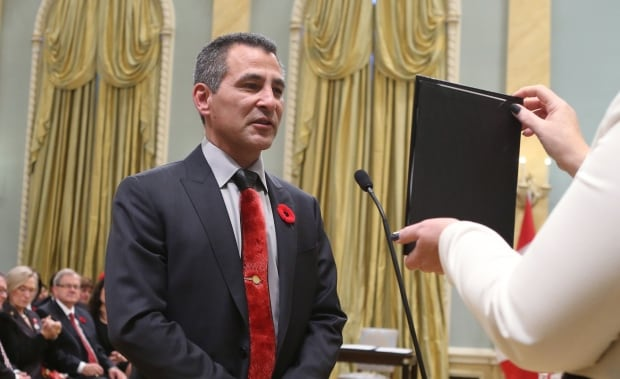LIB MP Hunter Tootoo Nunavut Fisheries and Oceans and Canadian Coastguard