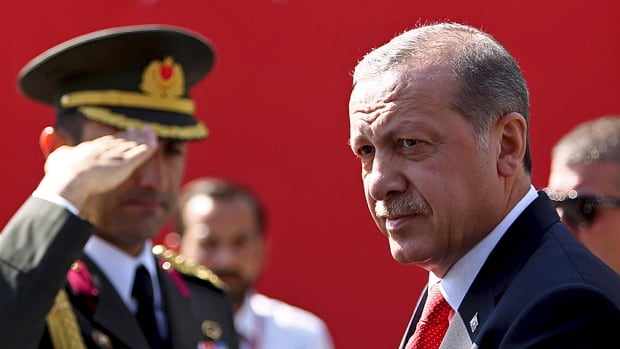 Turkey's President Tayyip Erdogan has long been an opponent of Syria's Bashar al-Assad, but until recently had limited Turkey's involvement in the civil war across its border in Syria.