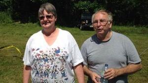 Jane and Ronnie Boudreau, Kevin Boudreau's parents