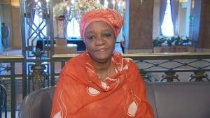 Zainab Bangura, UN representative