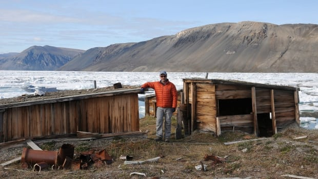 Fort Conger on Ellesmere Island was established in 1875 by British explorers looking for the North Pole. A 3D scan of the site and its buildings has allowed archeologists to create 'basically a very accurate three-dimensional map and model of the site.'