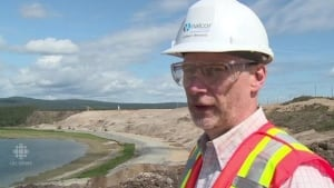 Nalcor's Gilbert Bennett on North Spur