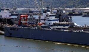 Arctic Offshore Drilling