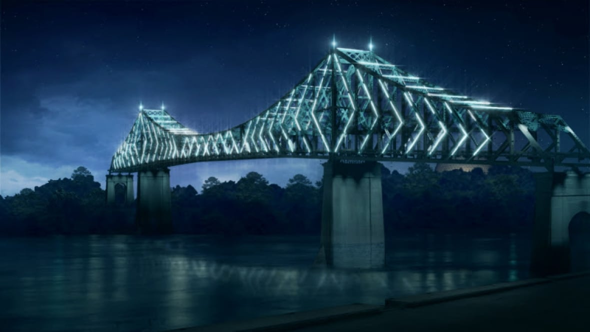 Montreals Jacques Cartier Bridge to be lit up by 2017 ...