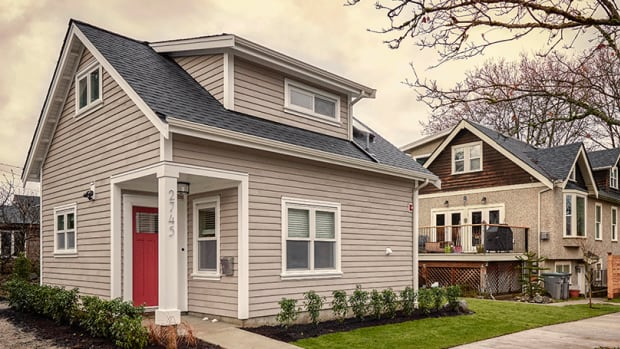 Why laneway homes are a tough sell in some cities cbc news Canadian houses