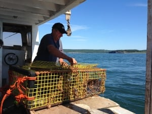Fundy North Fisherman's Association Ghost Gear Retrieval