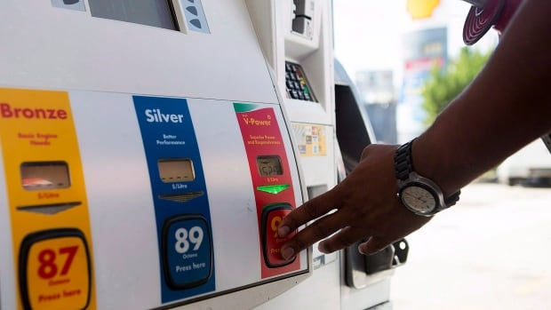 The consumer price index is expected show an uptick in April, partly driven by a rise in gasoline prices during the month, says an economist.