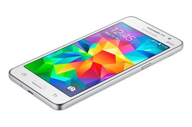 Samsung Galaxy Grand Prime smartphone