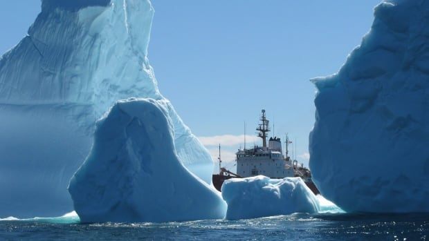 Shipping lanes in the North Atlantic are being affected by a higher number than usual of icebergs.
