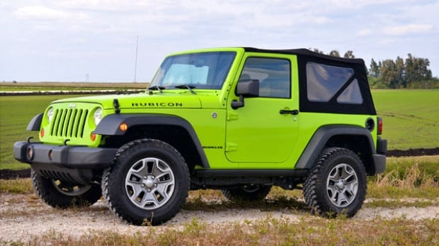 Jeep Homicide