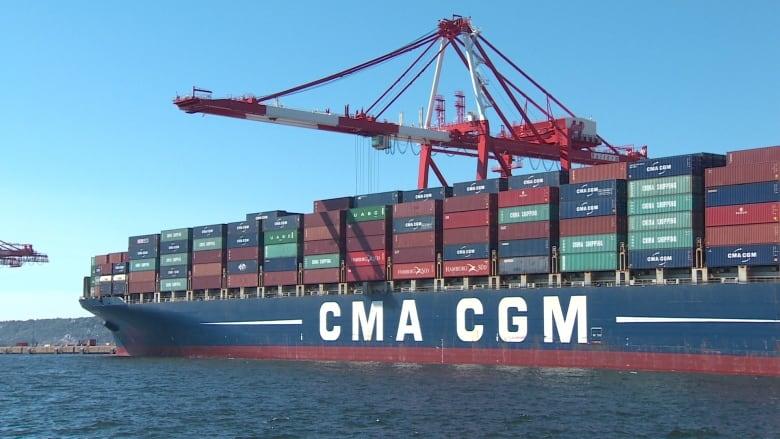 Port of Halifax hopes post-Panamax ships bring big business