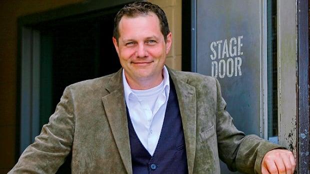 Caleb Marshall, artistic director of the Sudbury Theatre Cntre.