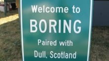 Boring and Dull