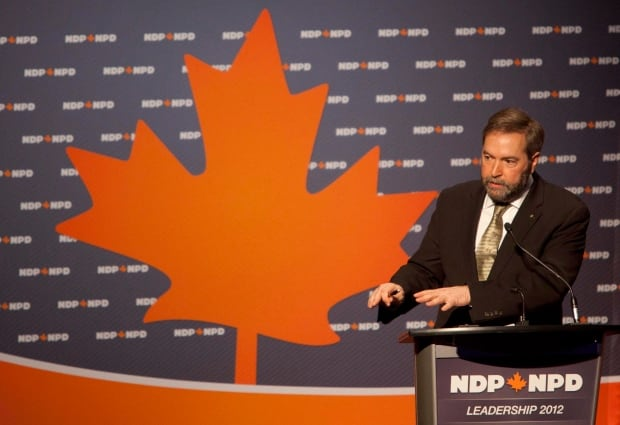 NDP Halifax Debate 20120129