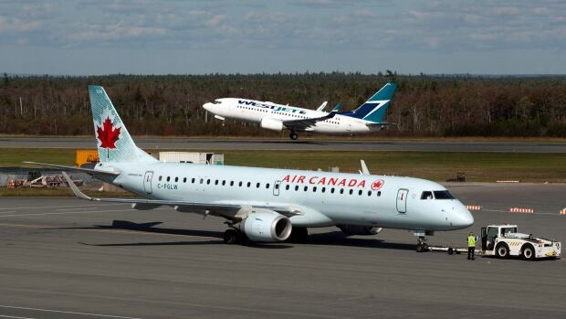 Air Canada and WestJet announced changes to their cancellation policies on Thursday, following similar announcements by airlines in the United States.