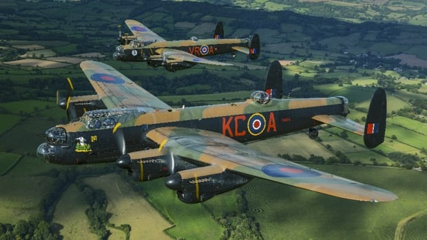 "The documentary ""Reunion of Giants"" will screen at select theatres on Remembrance Day. The film follows a 70-year-old Avro Lancaster bomber
