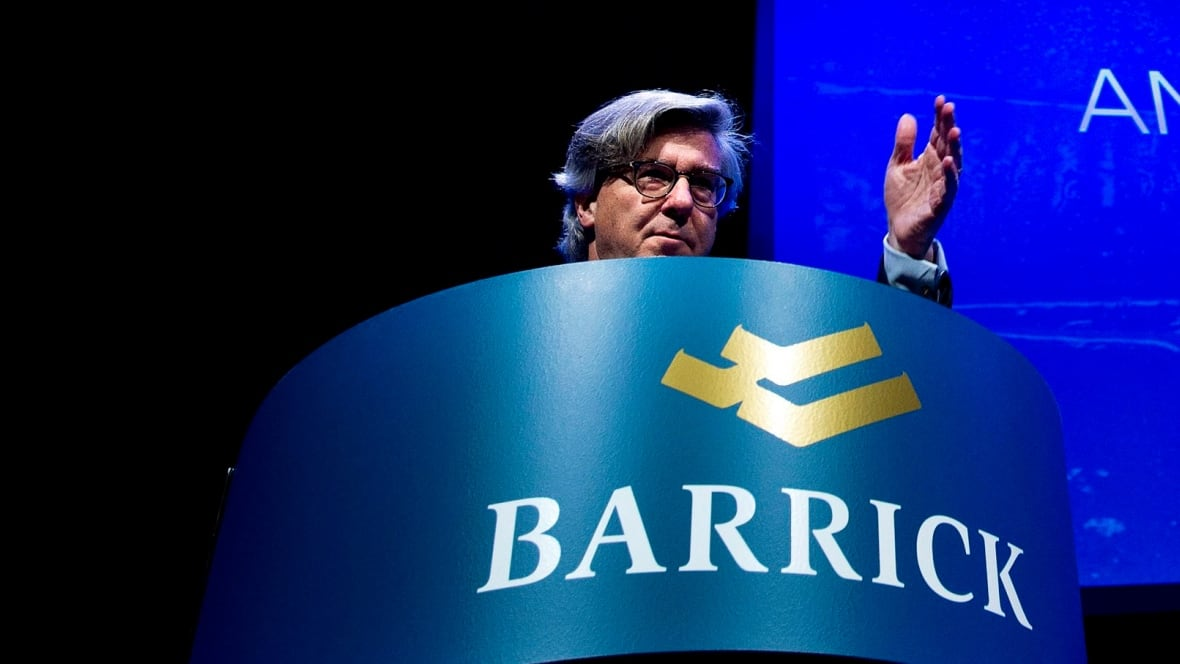barrick gold Barrick gold is one of the largest gold producers in the world with 1243 moz of gold produced in 3q'17 the company forecasts gold production of ~54 moz/2017.
