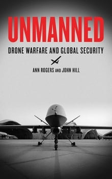 Unmanned book cover