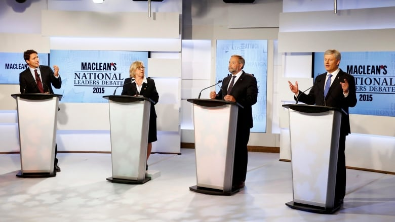 Maxime Bernier excluded from federal leaders' election debate