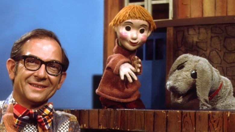 Casey and Finnegan of Mr  Dressup alive and well on Hornby