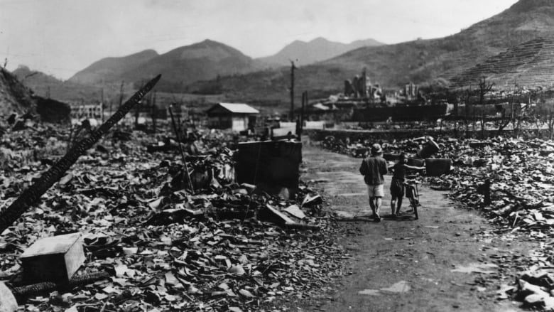 Nagasaki Bombing People