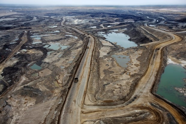 Fort McMurray tar sands
