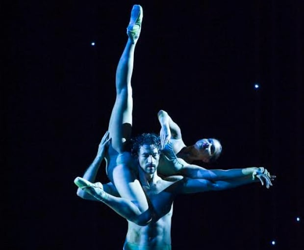 Jonathan Ollivier - The Fiddle and the Drum with Tara Williamson