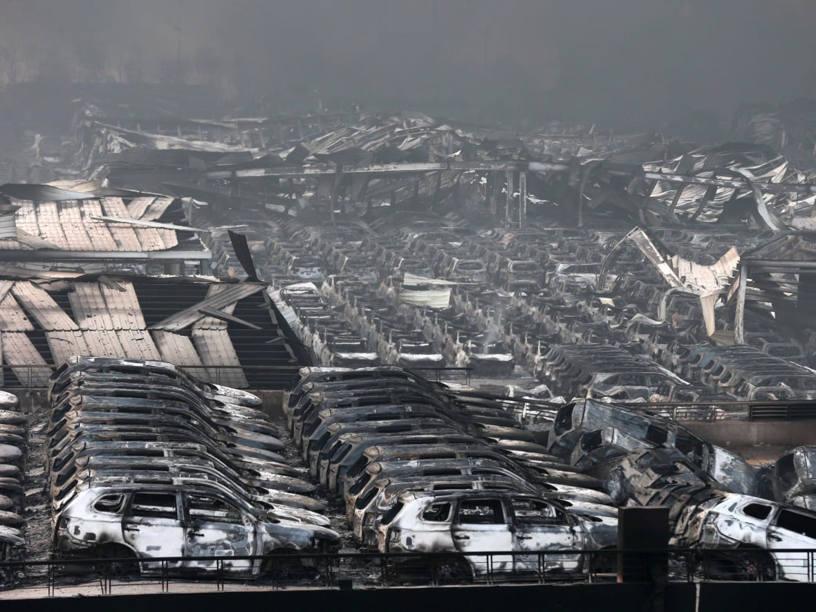 9 of the world's worst industrial disasters   CBC News