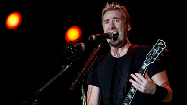 Guitarist and singer Chad Kroeger of the Canadian rock band Nickelback performs in Brazil in 2013. Nickelback are probably the biggest target of taste shamers in Canada.