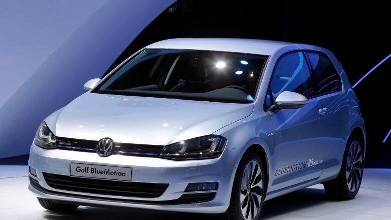 Volkswagen recalls 41,300 vehicles in Canada for airbag