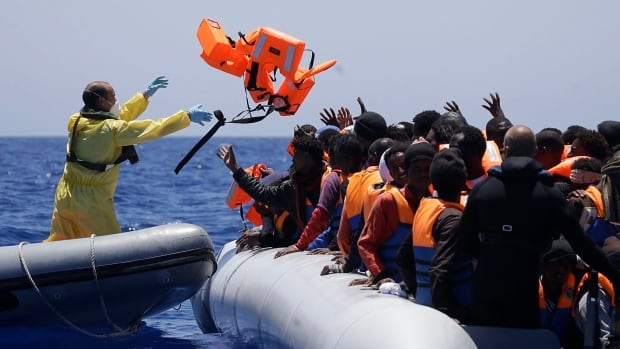 Aside from the presence of ISIS just across the Mediterranean from Europe, Libya also has been the source of thousands of migrants trying to cross the sea to Europe, often with fatal results.