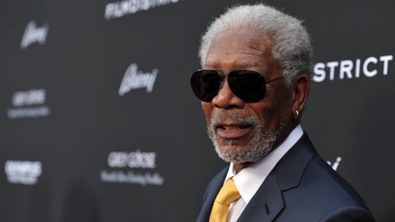 Image result for Morgan Freeman Returns to Work Amid Sexual Harassment Allegations