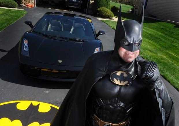 Batman Impersonator-Fatal Crash
