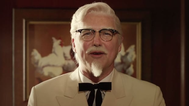 comedian norm macdonald now kfc 39 s 39 real 39 colonel sanders cbc news. Black Bedroom Furniture Sets. Home Design Ideas